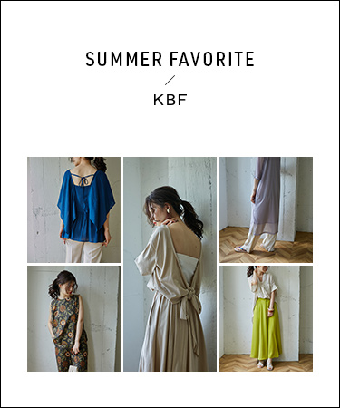 KBF SUMMER FAVORITE