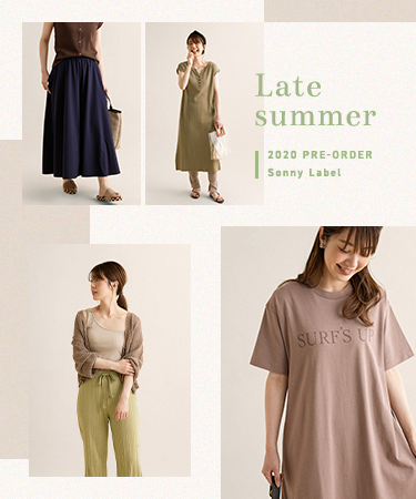 2020 PRE-ORDER Late summer