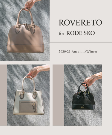 ROVERETO FOR RODE SKO - 2020-21 Autumn/Winter -