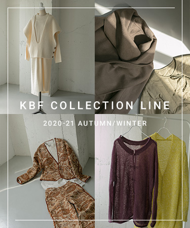 KBF COLLECTION LINE 2020-21 AUTUMN/WINTER