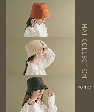 SMELLY HAT COLLECTION
