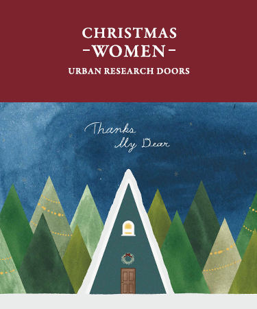 DOORS CHRISTMAS / Thanks My Dear -WOMEN-