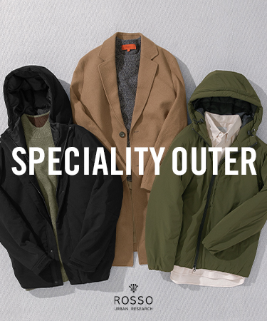 ROSSO MEN SPECIALITY OUTER