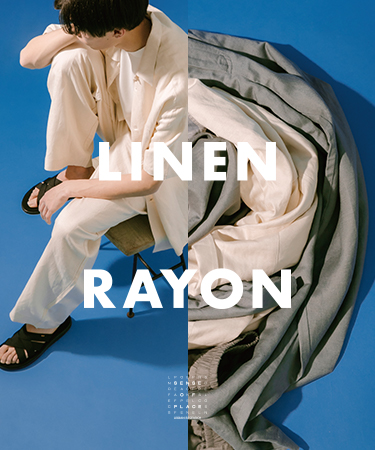 LINEN RAYON|SENSE OF PLACE