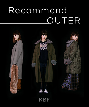 KBF Recommend OUTER