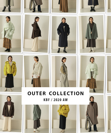 KBF OUTER COLLECTION 2020 AW