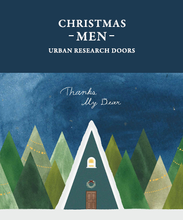 DOORS CHRISTMAS / Thanks My Dear -MEN-