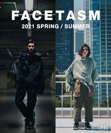 "NEW BRAND ""FACETASM""