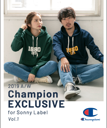 Champion EXCLUSIVE for Sonny Label Vol.1