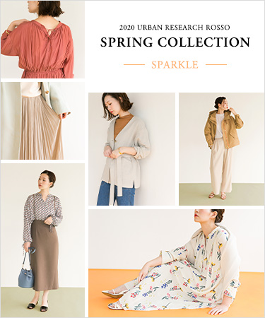 2020 SPRING COLLECTION ― SPARKLE ―