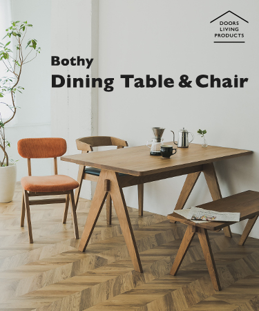 Bothy Dining Table & Chair