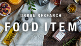 URBAN RESEARCH FOOD ITEM