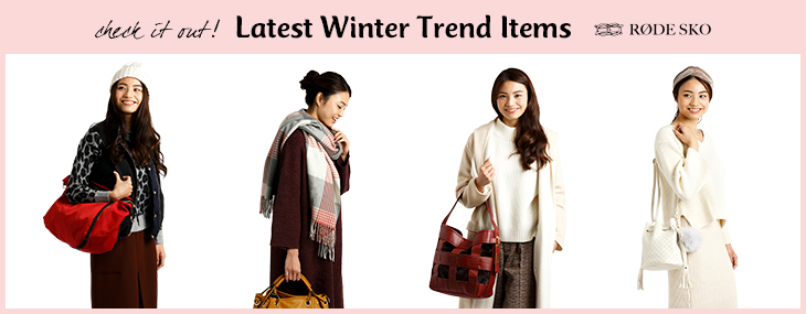 RODE SKO check it out! Latest Winter Trend Items