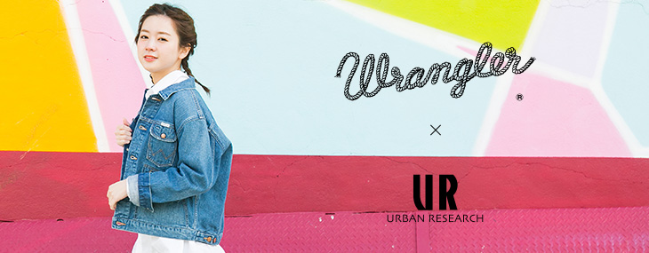 Wrangler×URBAN RESEARCH