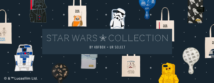 MEETS☆STAR WARS BY KBF BOX×UR SELECT